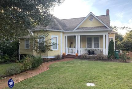 Historic Downtown Aiken Cottage - Aiken, South Carolina