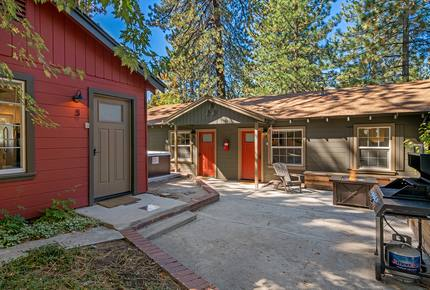 Updated 1BR - Near Gondola & Beach - South Lake Tahoe, California