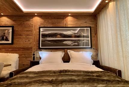 St. Moritz Cozy Lodge