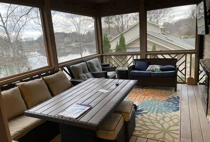 Smith Mountain Lake 5 Bedroom - Moneta, Virginia