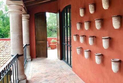 Casa Grande - San Miguel de Allende, Mexico