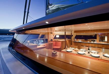 TradeWinds 70ft 5 Cabin Crewed Catamaran Flagship Class – Antigua Sailing Vacation - Jolly Harbour, Antigua and Barbuda
