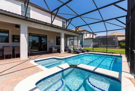 Champions Paradise Club House - Davenport, Florida