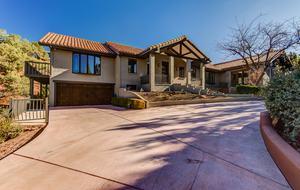 Sedona Manzanita Estate - Sedona, Arizona