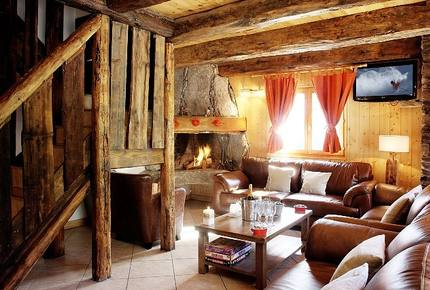 Chalet Castor - La Plagne, France