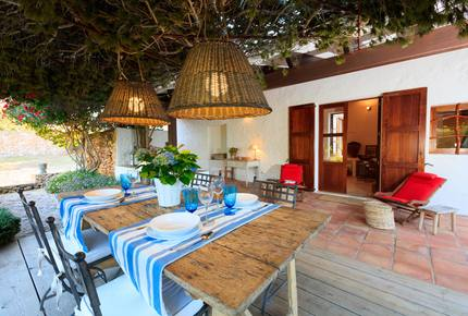 Villa Can Toni Mateu in Formentera - Cap de Barbaria, Spain