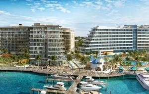 One Particular Harbour-Premium Ocean View Suite-One Bedroom - Nassau, Bahamas
