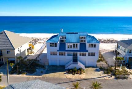 Pensacola Beach White House - Pensacola Beach, Florida
