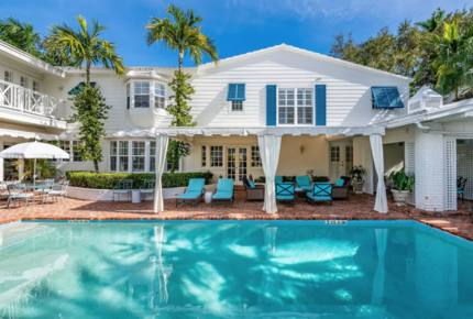Parrot Hall in the Exclusive Las Olas Isles - Fort Lauderdale, Florida