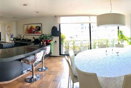 Gorgeous Penthouse with panoramic views in Bogotá
