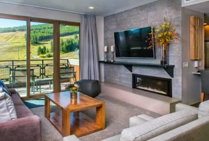 Luxury Ski In Ski Out- 1 Bedroom Condo