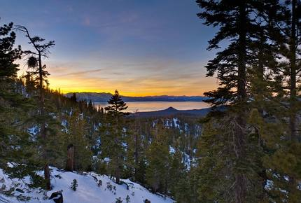 Heavenly Tahoe Lakeview Mountain Home - Stateline, Nevada