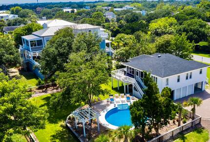 Historic Island Beach Cottage - Sullivan's Island, South Carolina