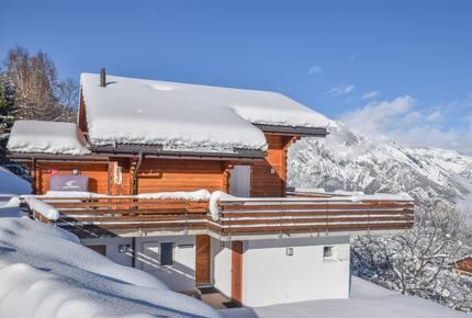 Chalet Le Fauconnier - La Tzoumaz, Switzerland