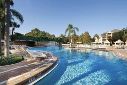 Cascades 2BR Villa at the Sheraton Vistana Resort