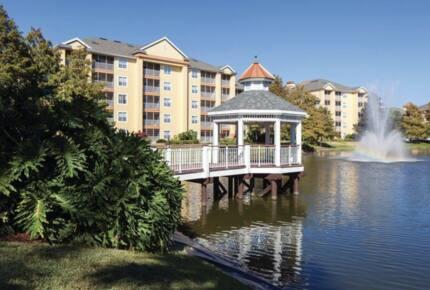 Cascades 2BR Villa at the Sheraton Vistana Resort - Orlando, Florida