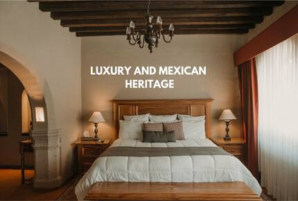 Luxury Mexican Hacienda Mesón Real De Plata