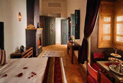 Magical Riad courtyard Home in the Heart of Marrakech