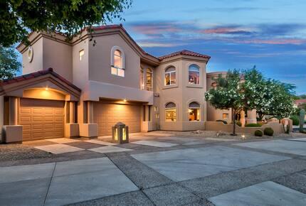 Utopian Luxury in Scottsdale
