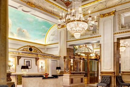 The St. Regis Residence Club, New York 2BR