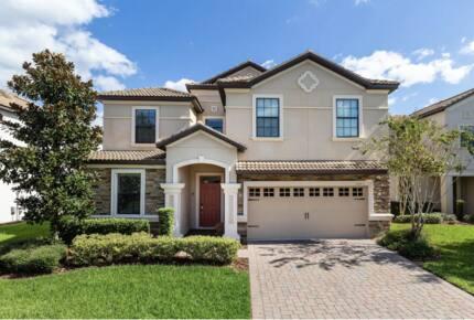 Champion's Gate Villa with Arcade - Davenport, Florida