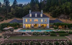Wine Country Estate (R) - Napa, California