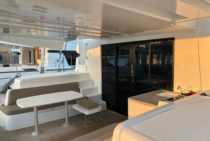 "Lagoon 50' Catamaran ""Merev"" - Navigare Yachting"