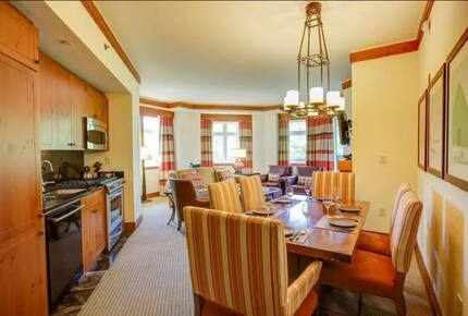 The Lodge at Spruce Peak - 2BR - Stowe, Vermont