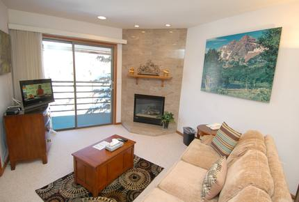 Aspen: 2 Bedroom Condominium/Townhome