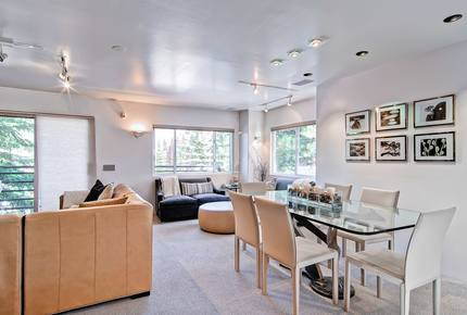 Aspen: 3 Bedroom Condominium/Townhome