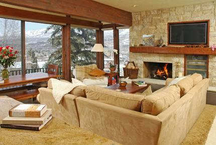 Aspen: 4 Bedroom Condominium/Townhome
