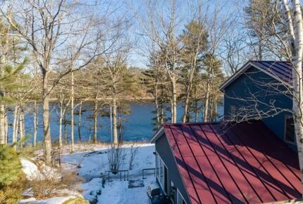 Kennebec Riverfront Hideaway - Phippsburg, Maine