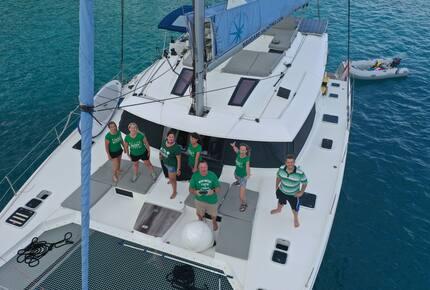 50' Catamaran Good Vibrations - Tortola, Virgin Islands, British