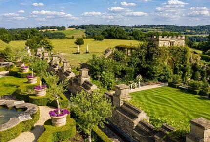 The Lost Orangery at Euridge Manor - Chippenham, United Kingdom