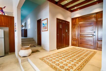 Casa Amarilla — Double Lot Luxury Caribbean Getaway - Isla Mujeres, Mexico