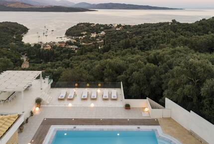 Villa Daniela - Ag. Stefanos, Greece