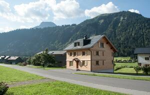 Schoppernau, Austria