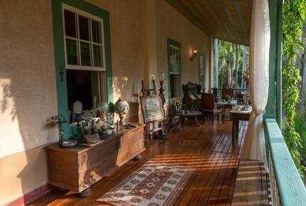 Historical Vale Verde Farmhouse - Itupeva, Brazil