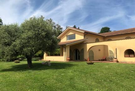 Villa Profumo - Campagnano di Roma, Italy