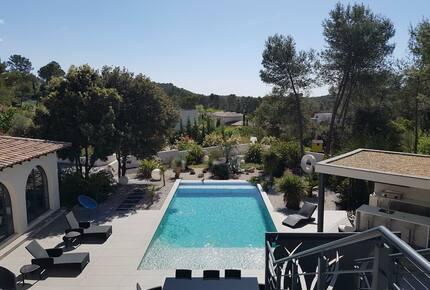 Villa Eluard - Saint Gely du Fesc, France