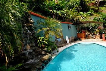 Las Cascadas The Falls - Quepos Manuel Antonio, Costa Rica
