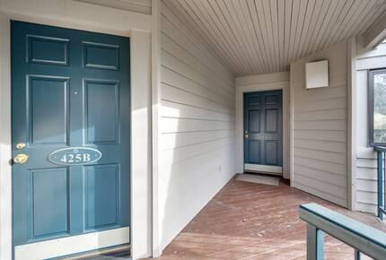 Home exchange in Bend, OR front door