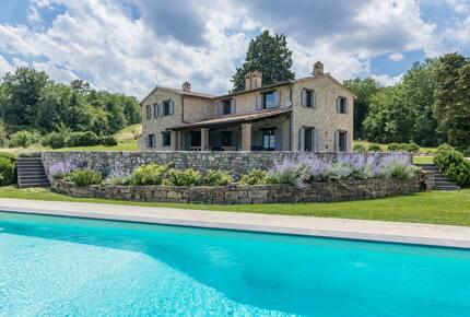 Villa Lavanda - Todi, Italy