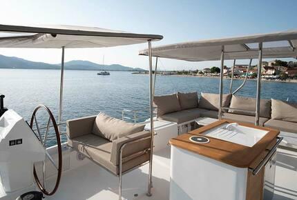 TradeWinds 60ft 5 Cabin Crewed Catamaran Luxury Class - BVI - Tortola, Virgin Islands, British