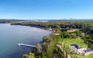 The Chateau on Wallis Island - Wallis Lake, Australia