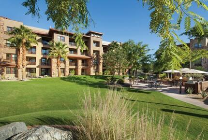 Home exchange at Westin Desert Willow Villas in Palm Desert, exterior