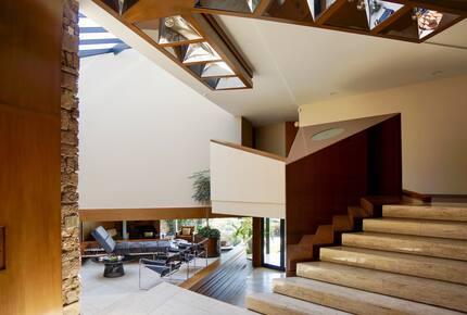 Modernist Mexican Home - Mexico City, Mexico