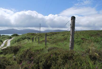 Isle of Skye cottage with incredible loch and mountain views in the wilds of the Scottish Highlands - Nr Dunvegan, United Kingdom