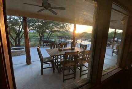 Casa Soulshine - Concan, Texas