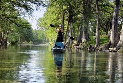 Frio River Kayak or tube
